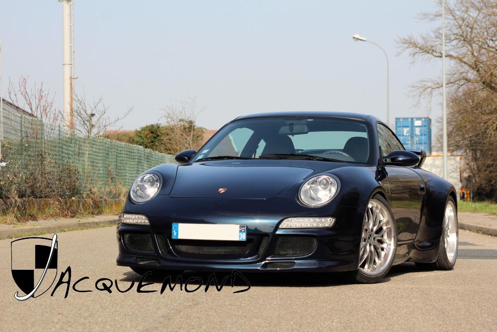 Porsche 996 Lena, kit large par Jacquemond