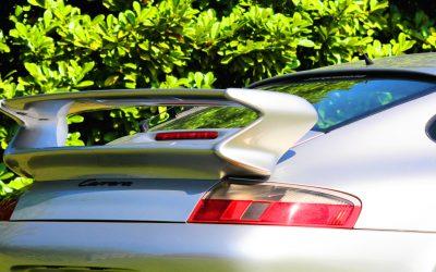 aileron 997GT3Evoc pour Porsche 996