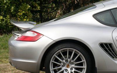 aileron Fabio pour Porsche Cayman